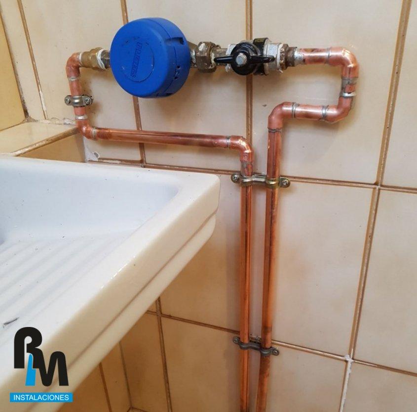 Modificación Contador Agua