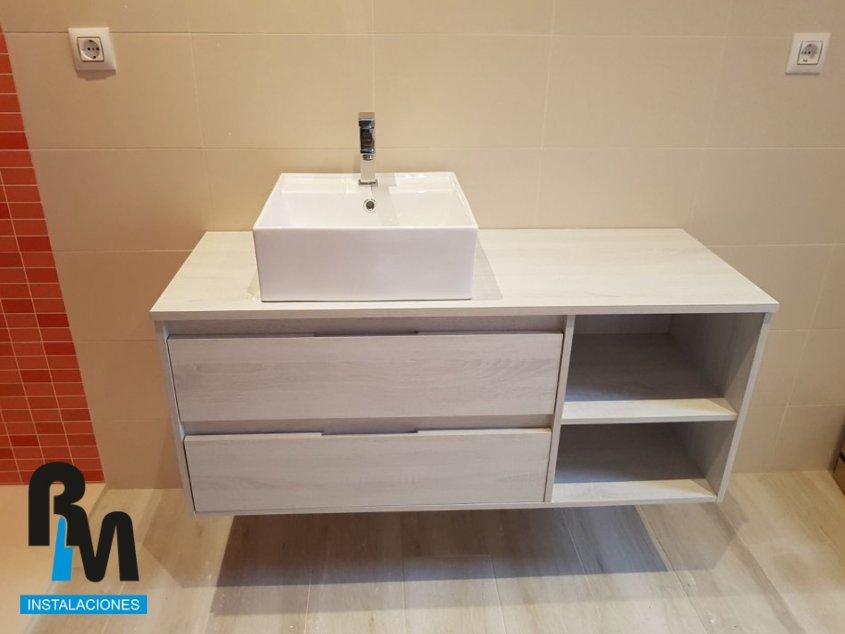 Montaje Muebles de Lavabo